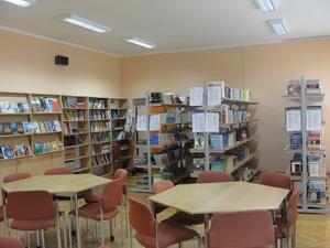 Knjiznica Osnovna Skola Grabrik